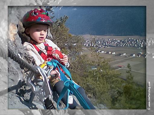 Kinderklettern 2003